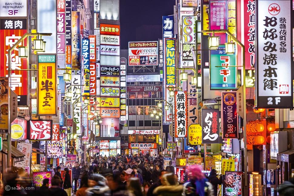 5 أماكن ننصحكم بزيارتها أثناء السياحة في اليابان