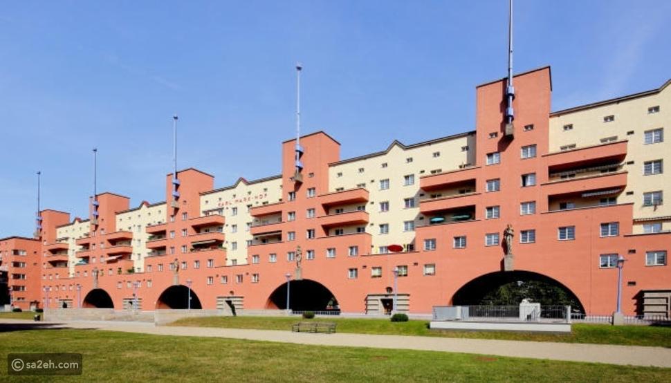 في فيينا: معلومات مثيرة عن أطول مبنى سكني في العالم