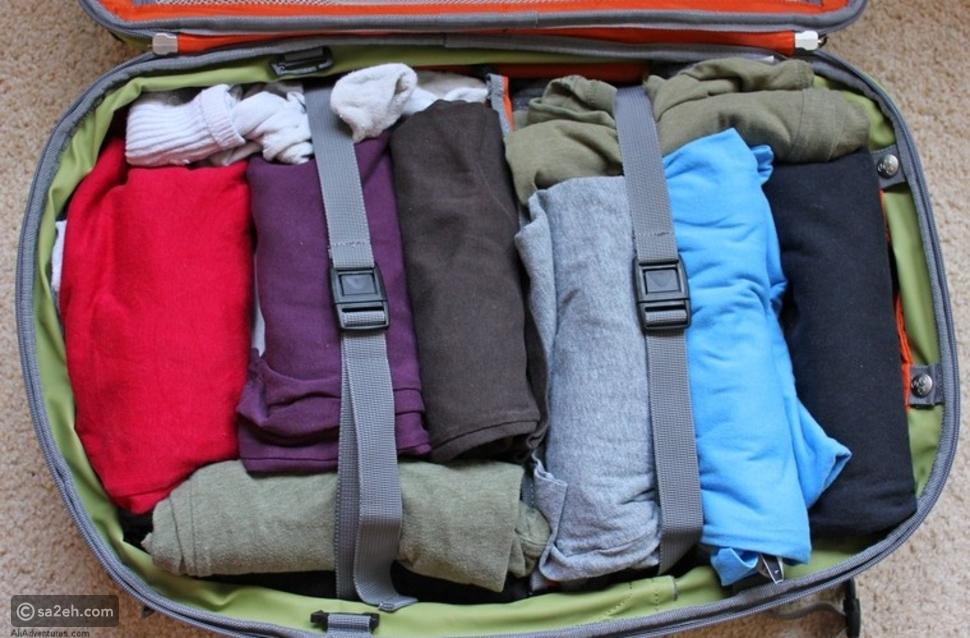 تخطط للسفر خلال الشتاء؟ إليك هذه النصائح لترتيب حقيبتك