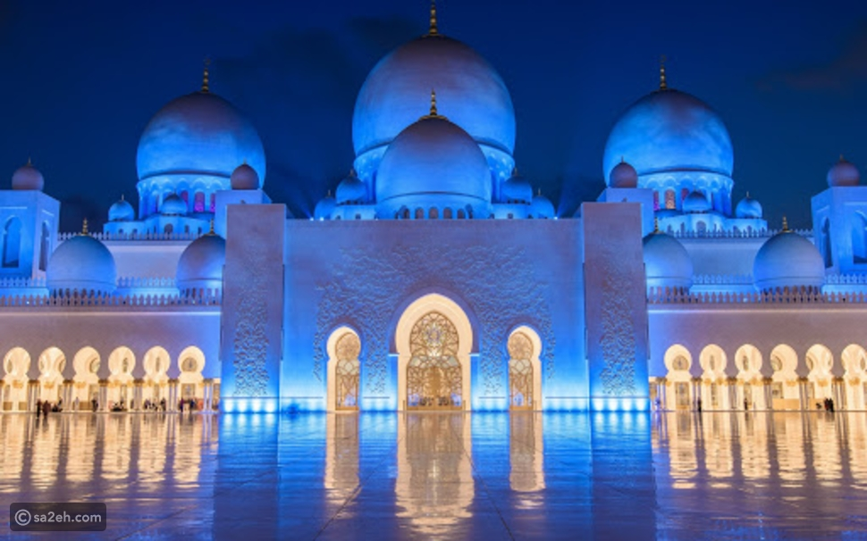 بالصور تعرف على أكبر مساجد العالم جامع الشيخ زايد الكبير في أبوظبي