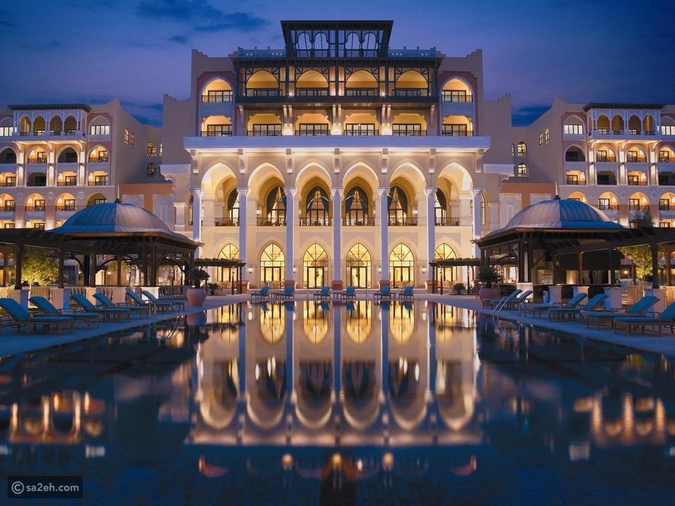 فنادق في أبو ظبي مع مسبح خاص