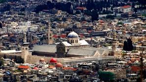 الأبواب السبعة لمدينة دمشق