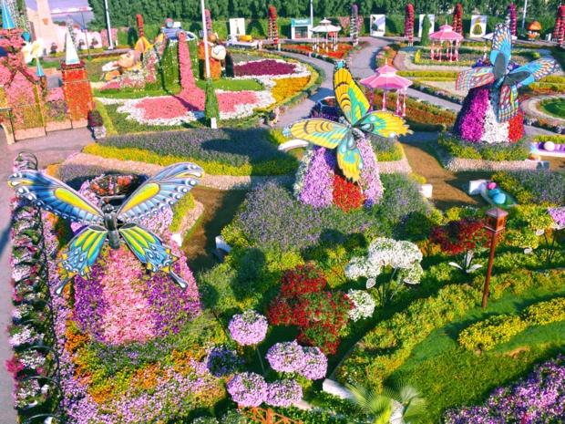 حديقة دبي لاند