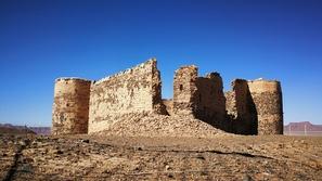 أبرز القلاع في شبه الجزيرة العربية