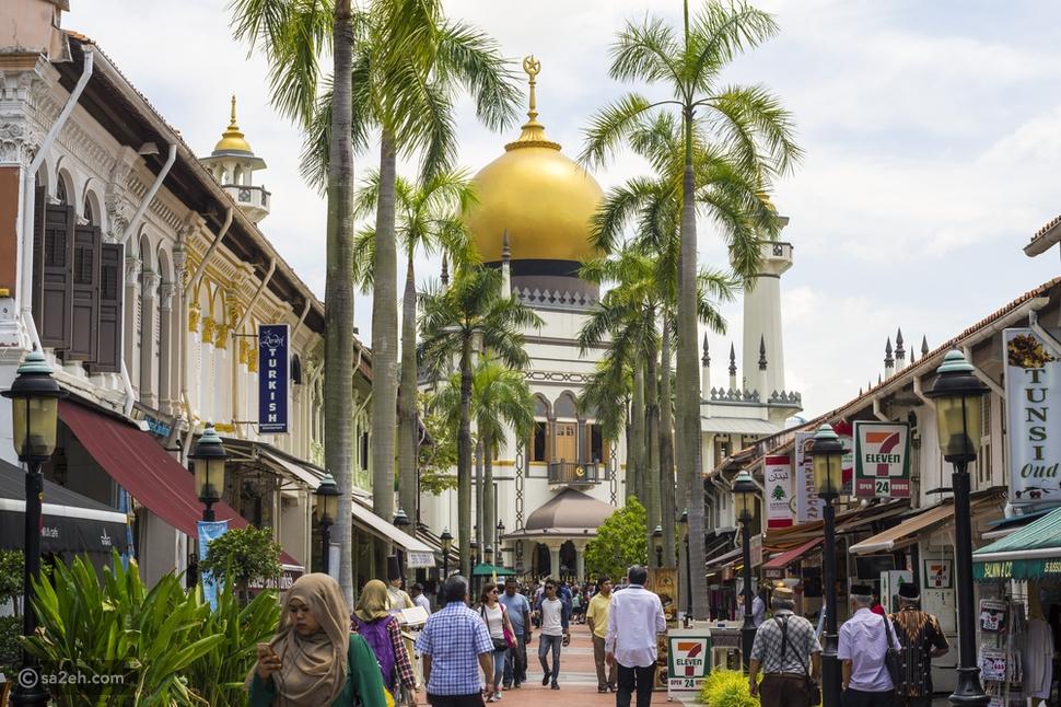 مسجد السلطان في سنغافورة