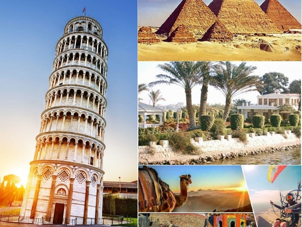 أنواع السياحة في مصر ابحث عن الأفضل لك خلال رحلتك