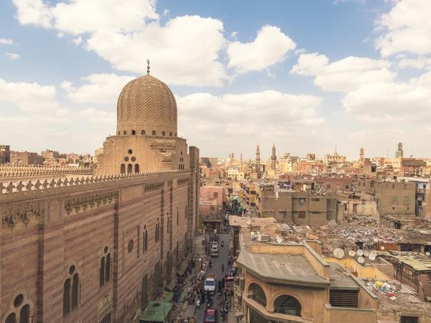 السياحة في مصرومعالم سياحية مذهلة