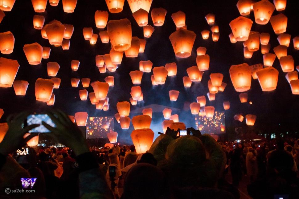 أغرب 9 مهرجانات من حول العالم