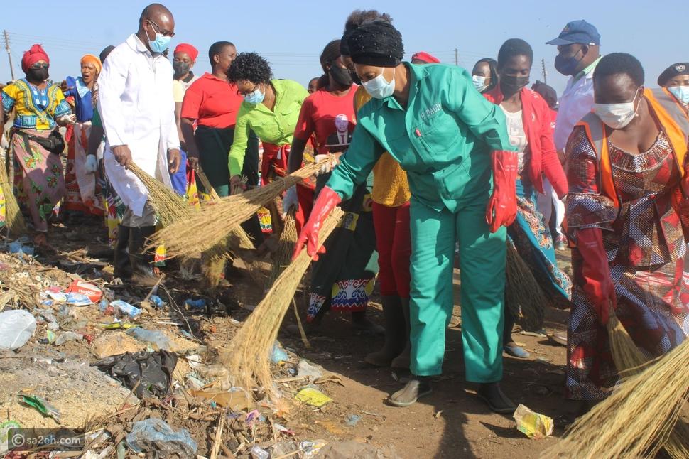 اليوم العالمي للتنظيف 2021