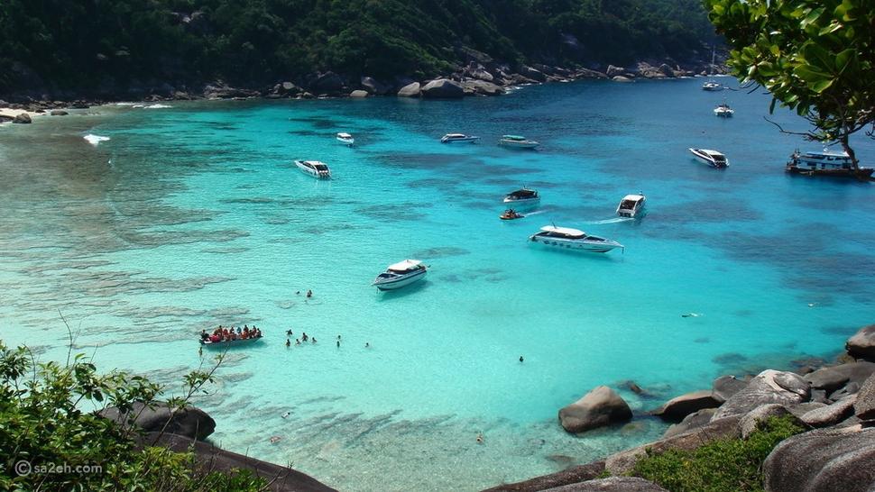 من سائح: الأماكن التي ننصح بزيارتها في تايلاند بالصور