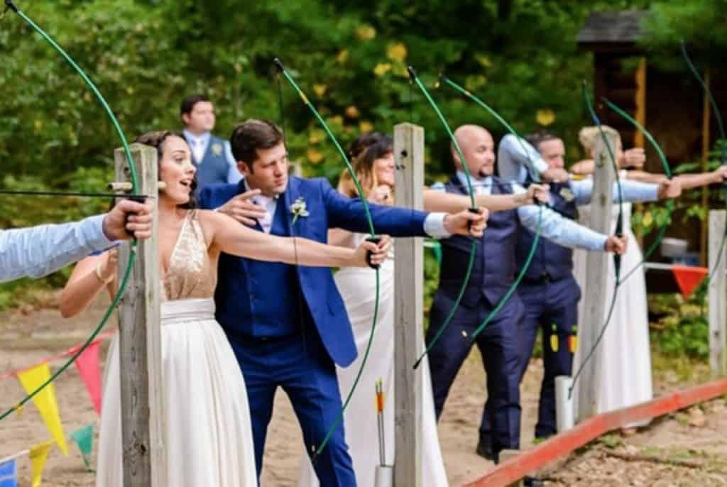 أغرب تقاليد الزفاف والزواج في العالم