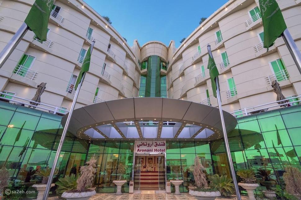فندق أروناني: