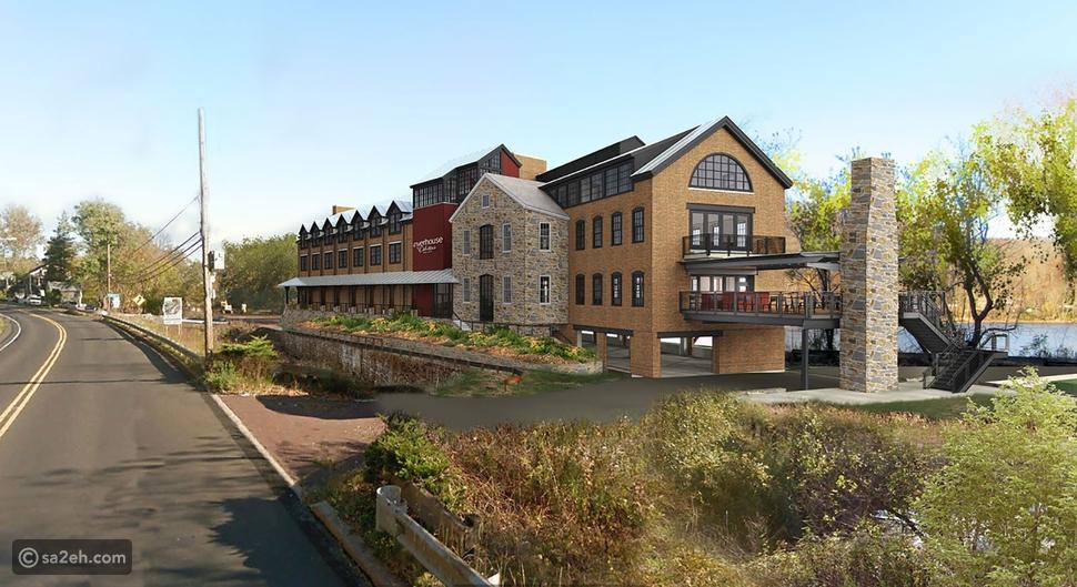 فندق River House at Odette's في الولايات المتحدة