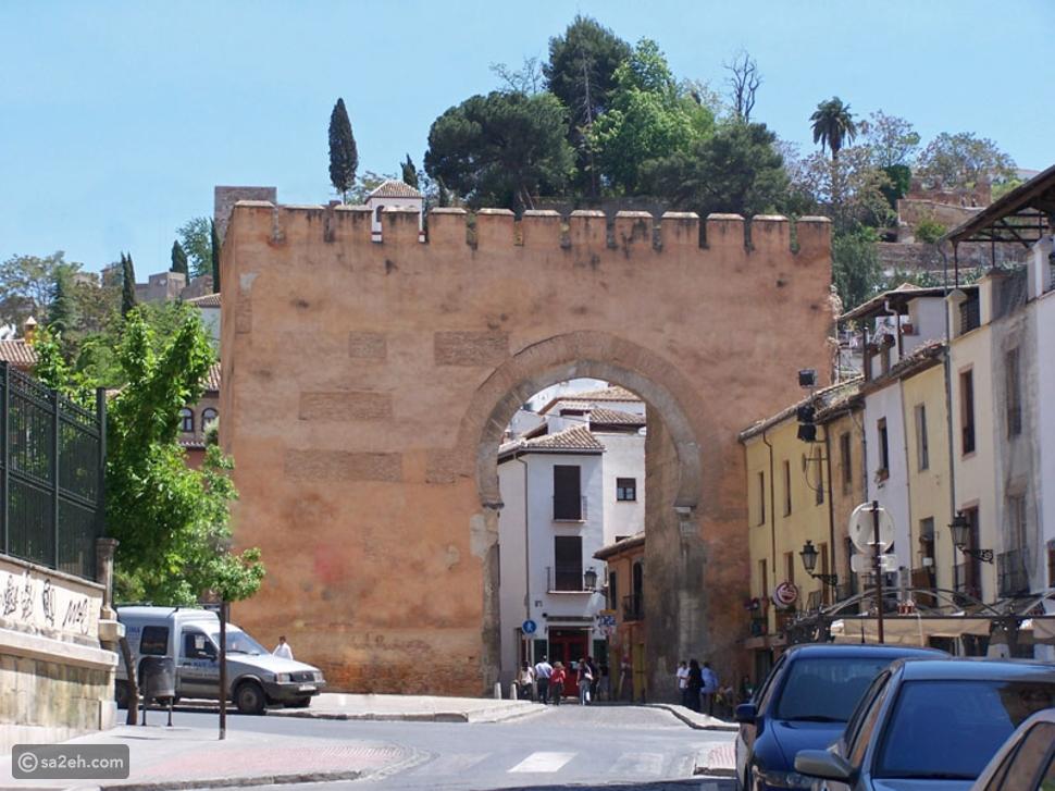 العمارة الإسلامية في غرناطة