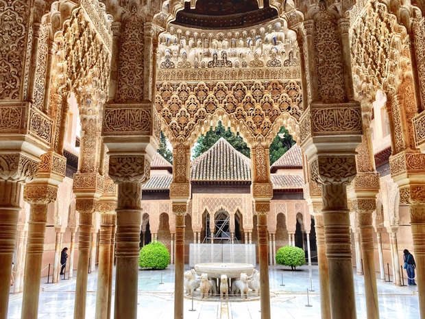 تعرفوا على أجمل معالم غرناطة: آخر مدن المسلمين في الأندلس