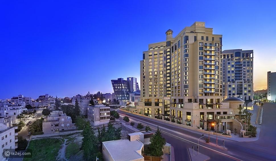 فنادق ومنتجعات سانت ريجيس تطلق خدماتها في الأردن مع افتتاح سانت ريجيس