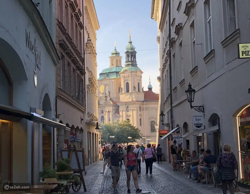 براغ في جمهورية التشيك: