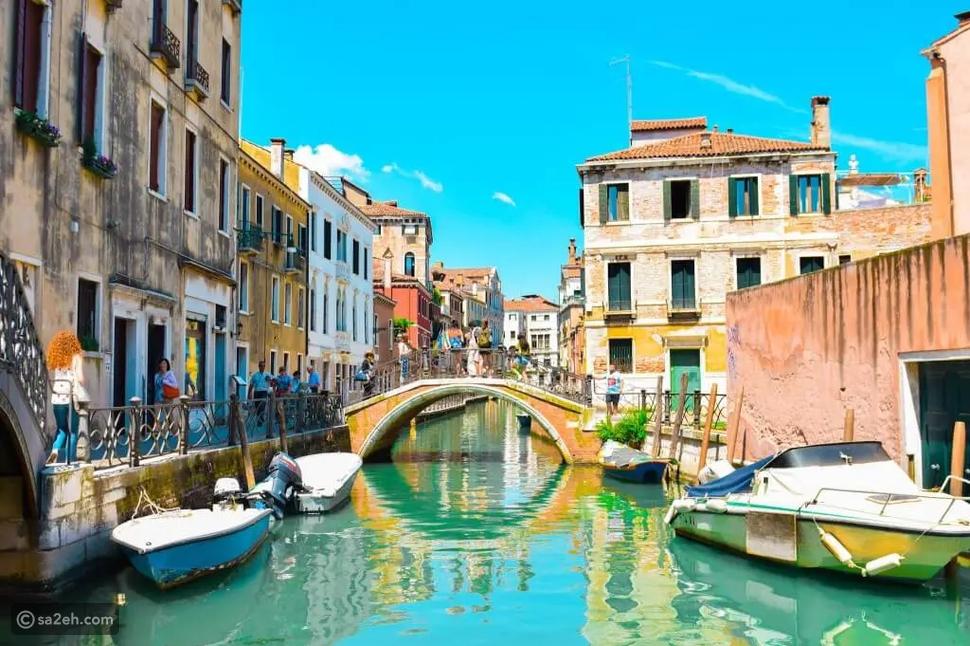 البندقية في إيطاليا: