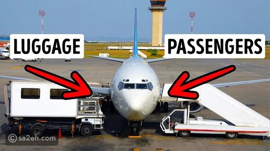 هل تسألتم لماذا يتم الصعود على متن الطائرات من الطرف الأيسر؟