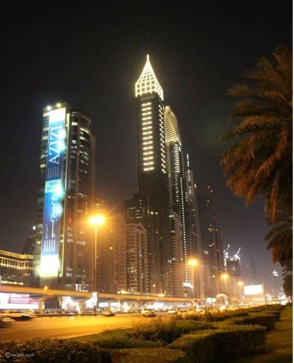 بالصور دبي تكسر أرقامها القياسية وتفتتح فندق جيفورا الأطول في العالم