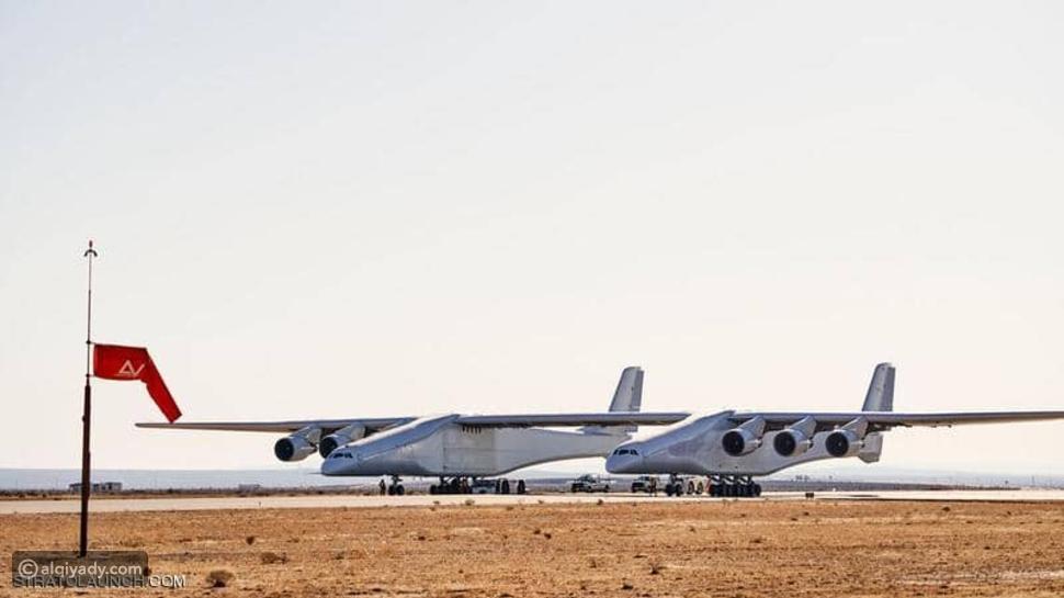 أكبر طائرة في العالم