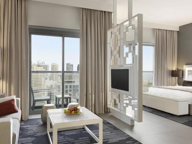 فندق ويندهام دبي مارينا وأهم المميزات التي يقدمها الفندق