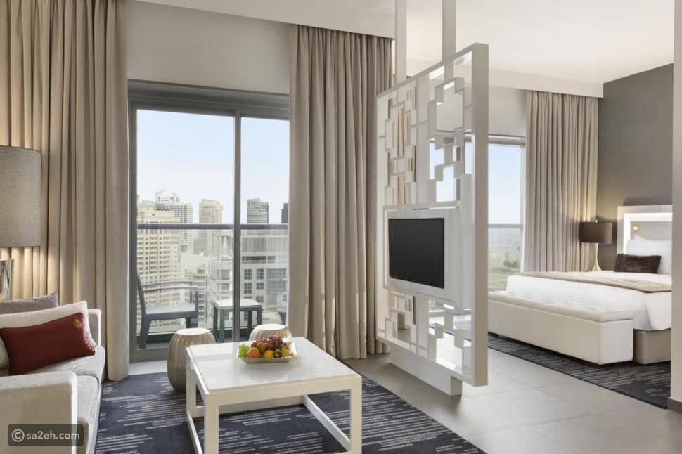 فندق ويندهام دبي مارينا لرحلة سياحية استثنائية