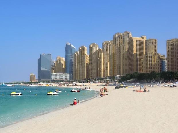 انت في أرقى الأماكن في دبي