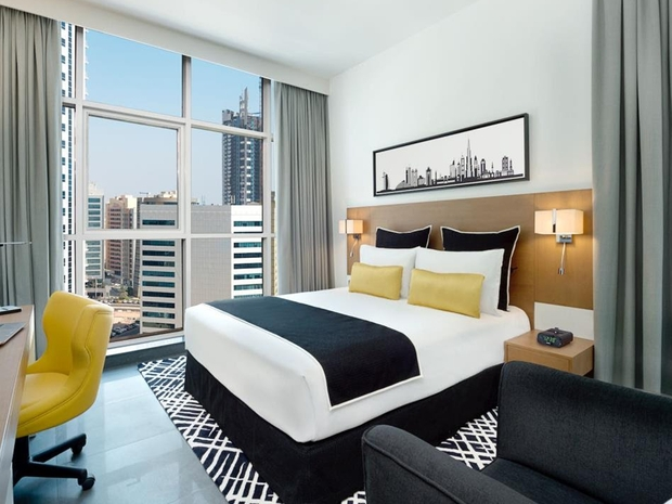 اختر الباقة التي تناسبك للاقامة في فندق ويندهام دبي مارينا