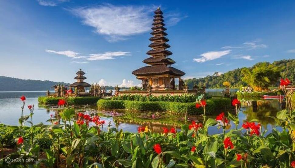السياحة في بالي بشهر يناير: