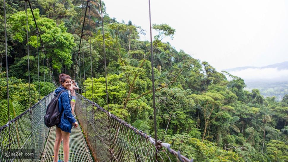 السياحة في كوستاريكا بشهر يناير: