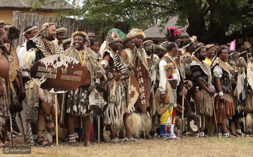 """أغرب القبائل.. الزولو """"سحرة إفريقيا"""" و""""عباد الشيطان والأرواح"""".."""