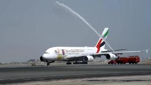 طائرة الإمارات A380 العملاقة في أقصر رحلة لها في العالم؟ إلى أين؟