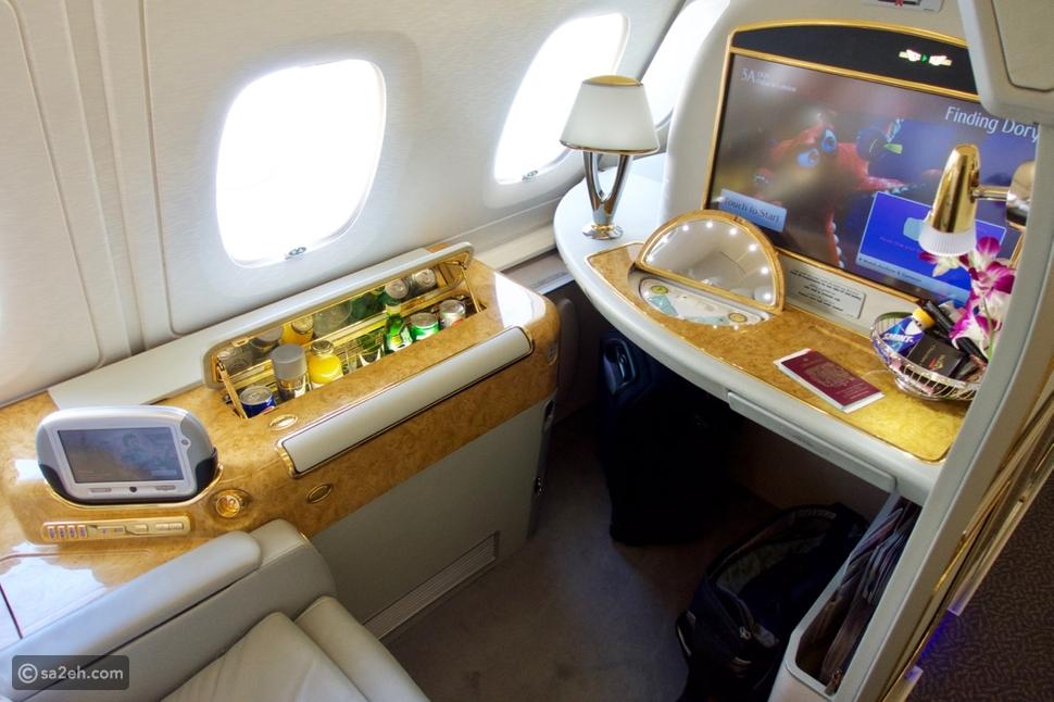 لماذا اختار السفر على متن طائرة طيران الإمارات A380 في أي مقصورة!
