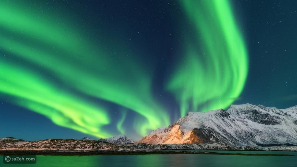 ماهو أفضل وقت لمشاهدة الشفق القطبي