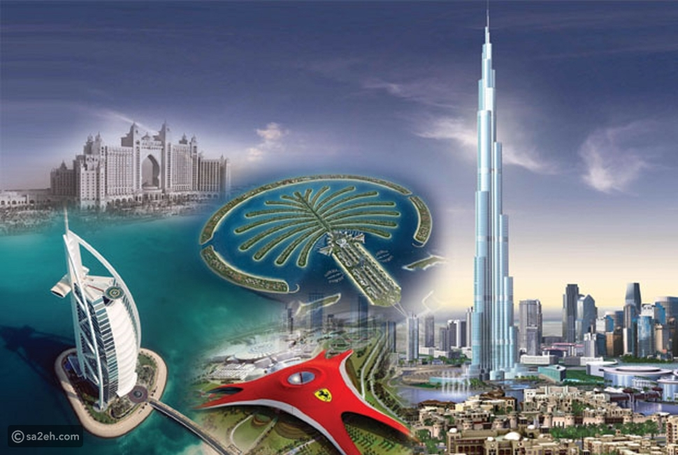 """5 أسباب تجعل """"مهرة الخليج"""" تستقبل 90 مليون سائح"""