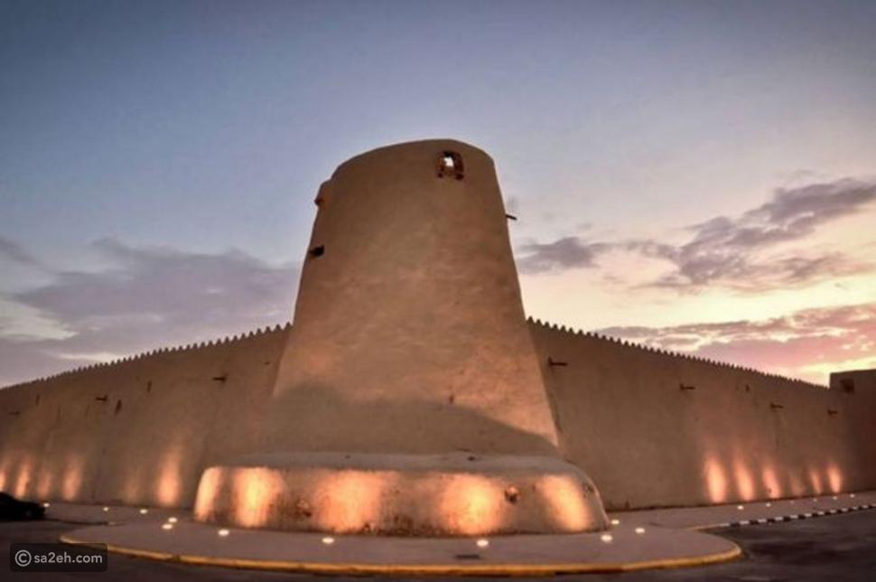 قصر إبراهيم الأثري: