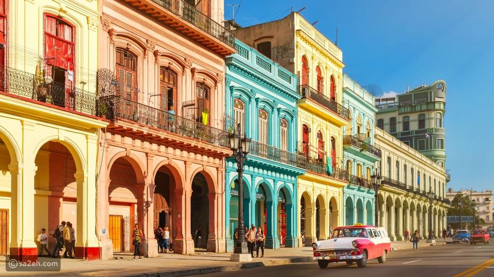 السياحة في كوبا.. أبرز المعالم السياحية التي تمتاز بها كوبا..