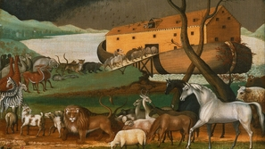 بصور ثلاثية الأبعاد: علماء يزعمون عثورهم على سفينة نوح  في هذا المكان