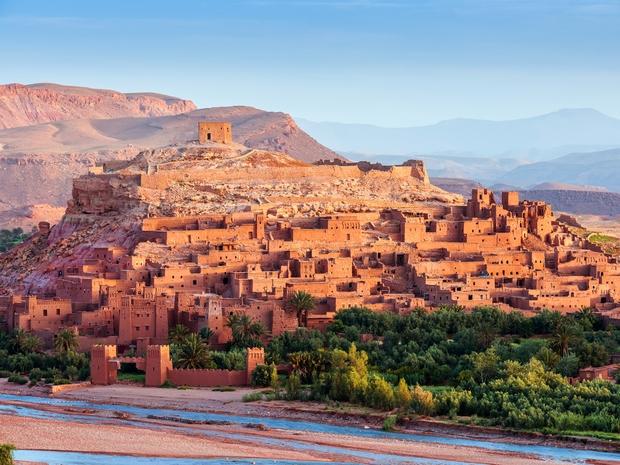 فنادق ضخمة بالمغرب على سفوح الجبال