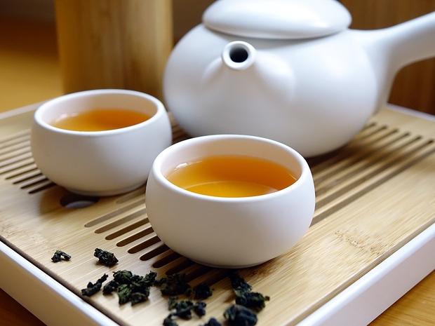 الشاي الأبيض