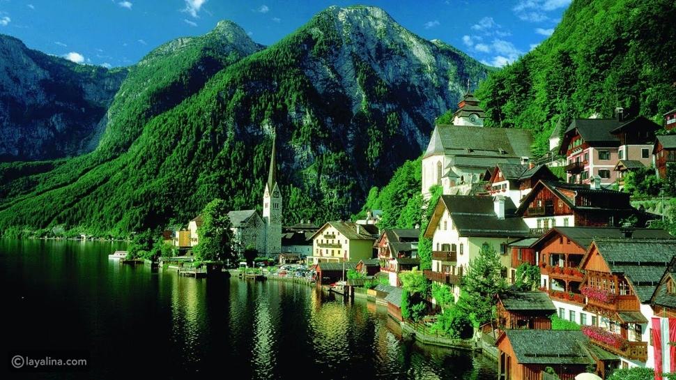 النمسا - وجهة سياحة آمنة للبنات