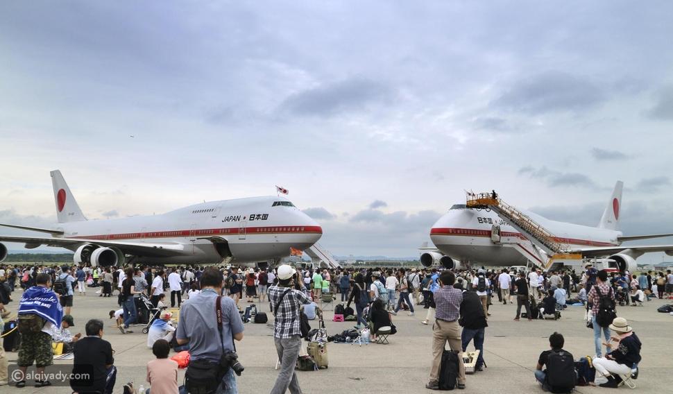 لماذا قررت اليابان سفر ولي العهد وابنه على متن طائرتين مختلفتين؟