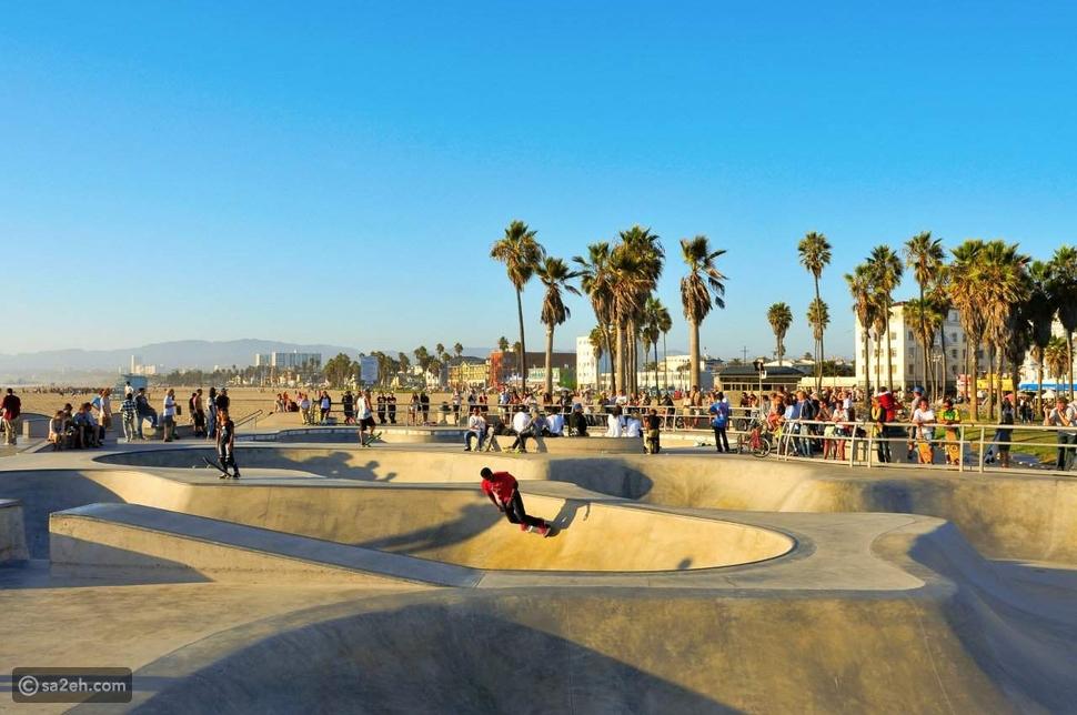 أجمل ما يمكنك القيام به في شاطئ فينيسيا لوس انجلوس امريكا