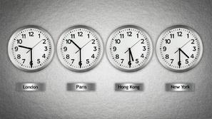 أغرب المناطق الزمنية من حول العالم