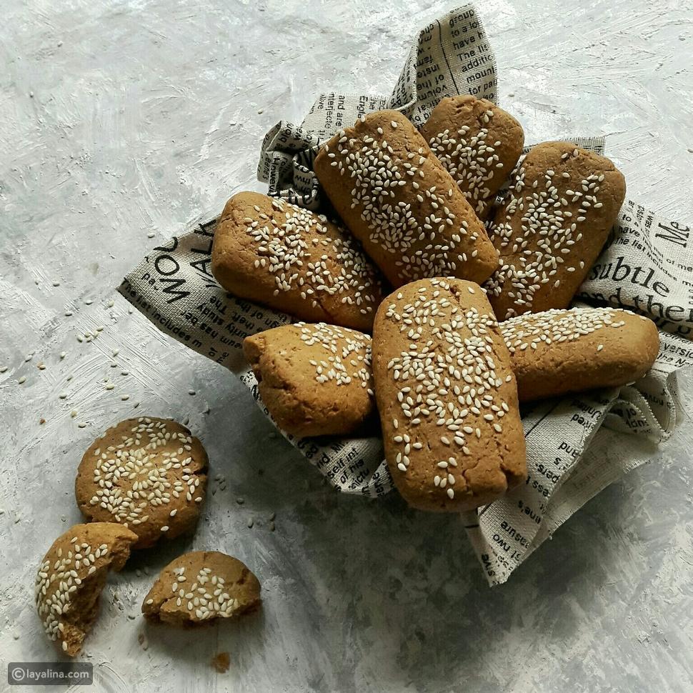 خبز روتي غامبانغ من إندونيسيا