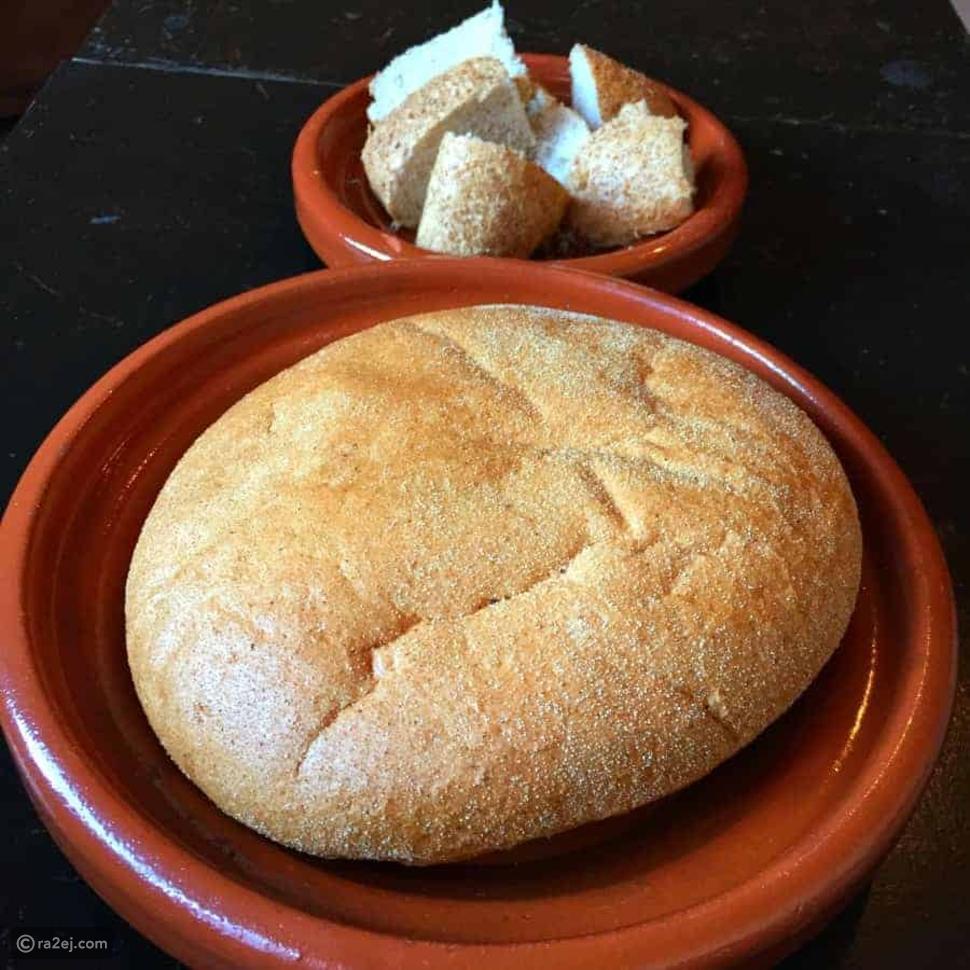 خبز الكسرة من المغرب