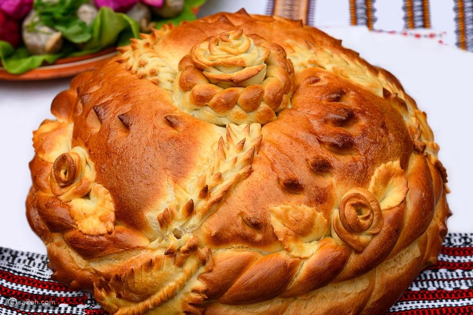 خبز كارافاني من روسيا