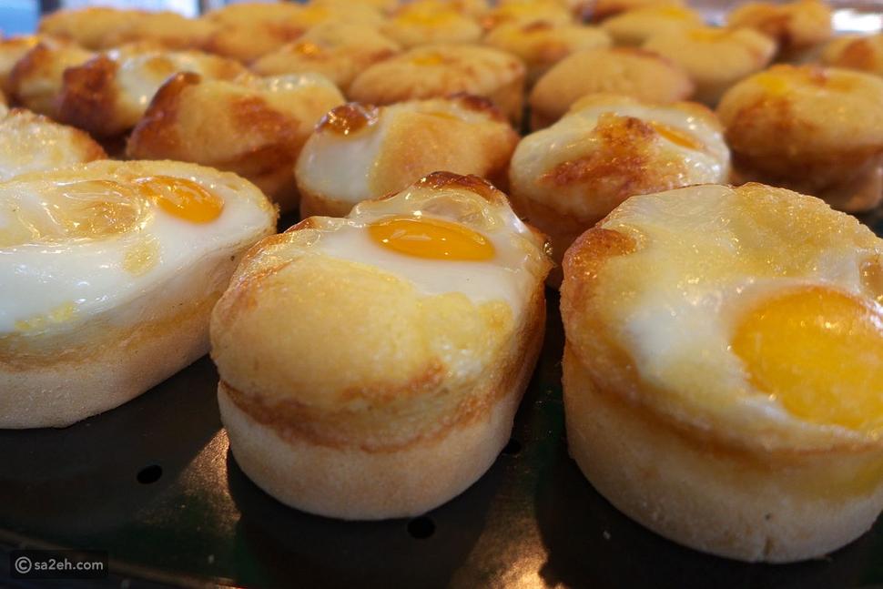 خبز كيران ببانغ من كوريا الجنوبية