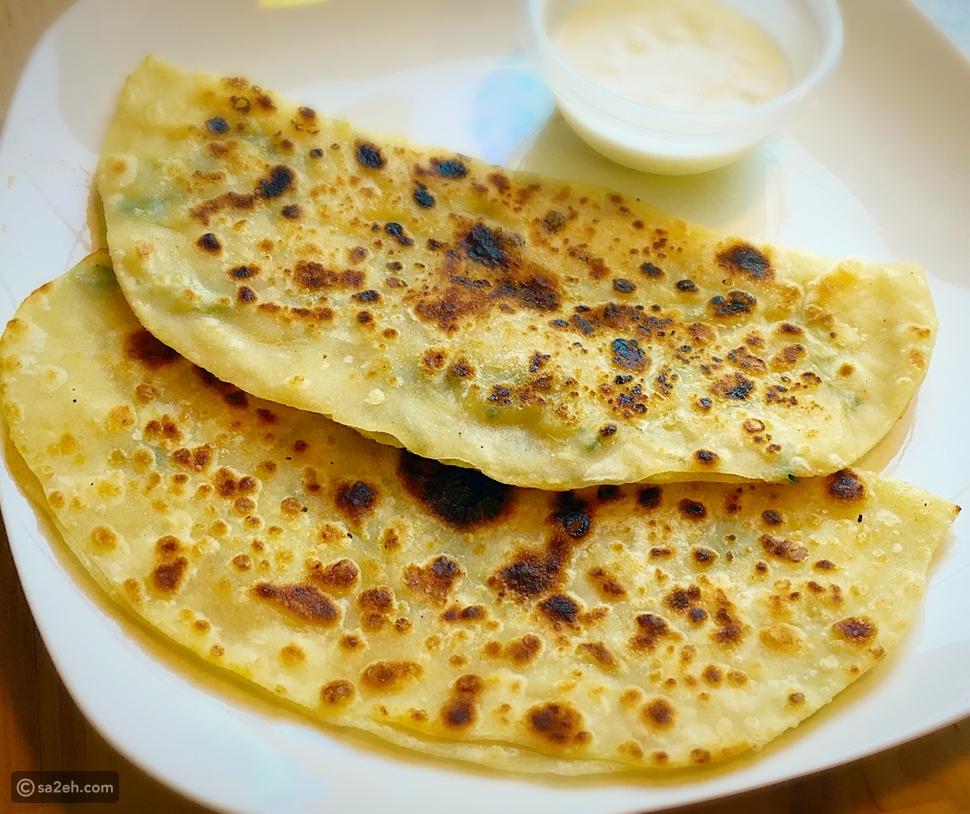 خبز بولاني من افغانستان